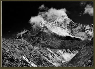 Ama Dablam Nepal photo