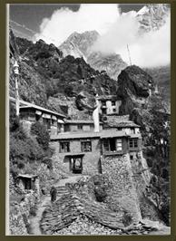 Tibetan Monastery photo